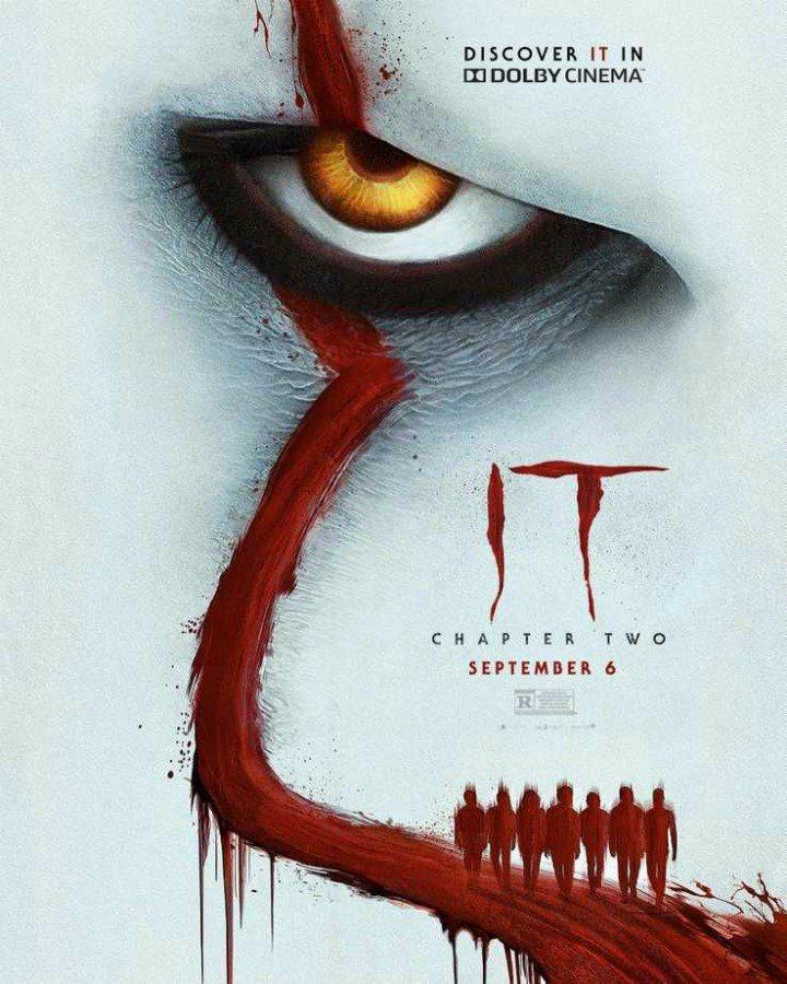 Poster 2 'It - Capítulo 2'