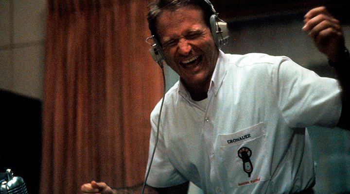 Robin Williams, comedia y tragedia