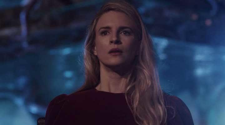 Brit Marling en la 2ª temporada de 'The OA'