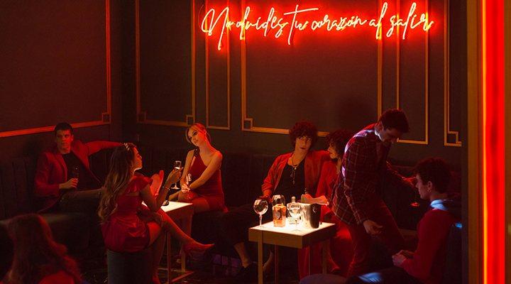 'El reservado de la discoteca tendrá gran importancia en esta nueva entrega'