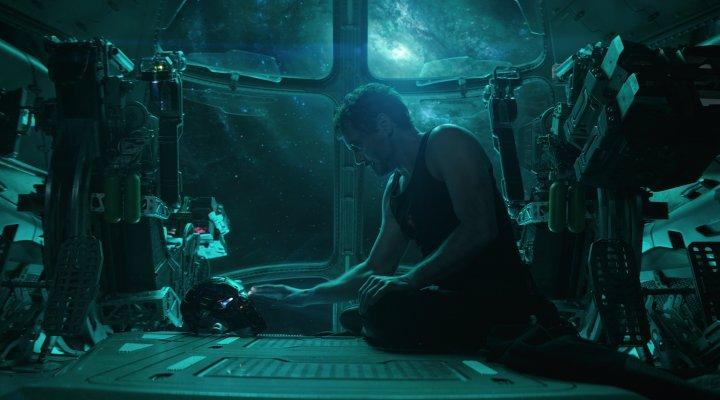 Iron Man en 'Vengadores: Endgame'