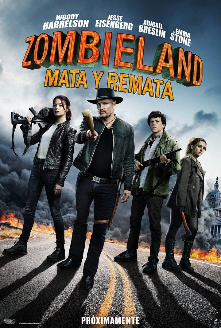 'Zombieland: Mata y Remata'
