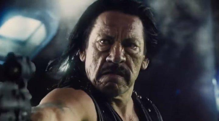 Danny Trejo en 'Machete Kills'
