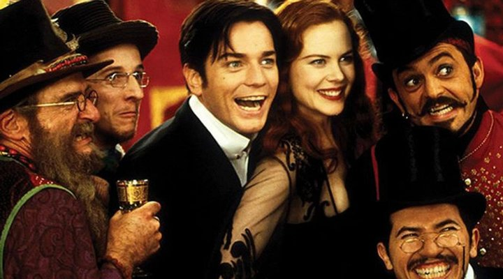Fotograma de 'Moulin Rouge'