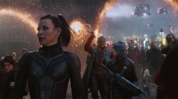 'Vengadores: Endgame'