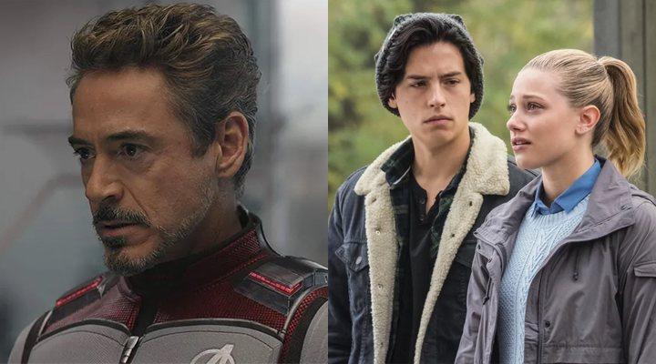 'Vengadores: Endgame' y 'Riverdale'