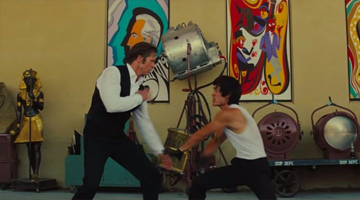 Mike Moh como Bruce Lee