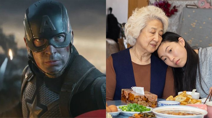 'Vengadores: Endgame' y 'The Farewell'