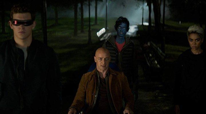 X-Men Fénix Oscura taquilla 1