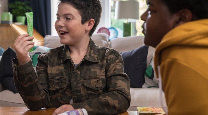 Brady Noon en 'Chicos Buenos'