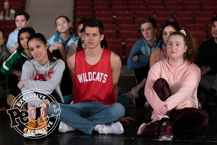 'High School Musical: The Musical: The Series'