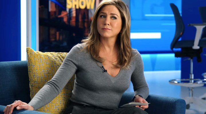 jennifer anniston the morning show