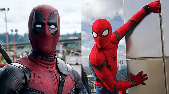 Deadpool y Spider-Man