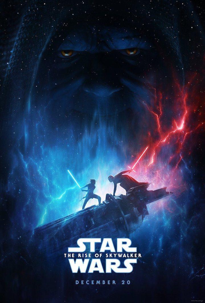 Nuevo póster de 'El ascenso de Skywalker'