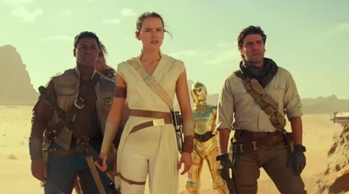 Oscar Isaac El ascenso de Skywalker 2