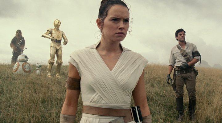Daisy Ridley es Rey en 'Star Wars: El Ascenso de Skywalker'