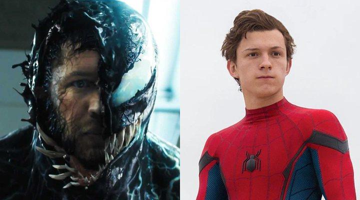 'Venom' y 'Spider-Man: Lejos de casa'