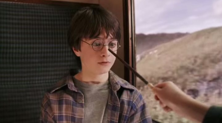 'Harry Potter y la piedra filosofal'