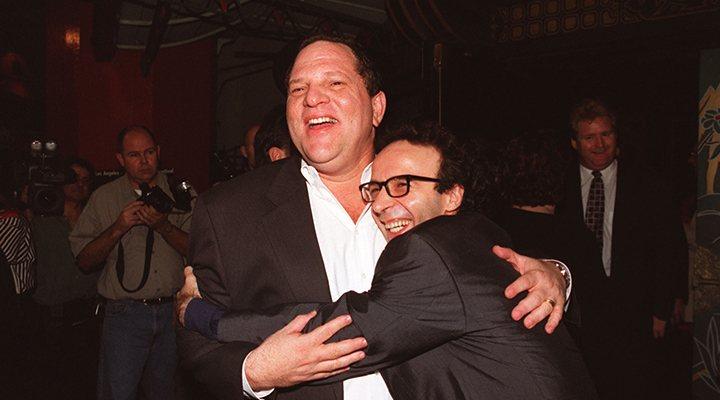 Harvey Weinstein en 'Untouchable'