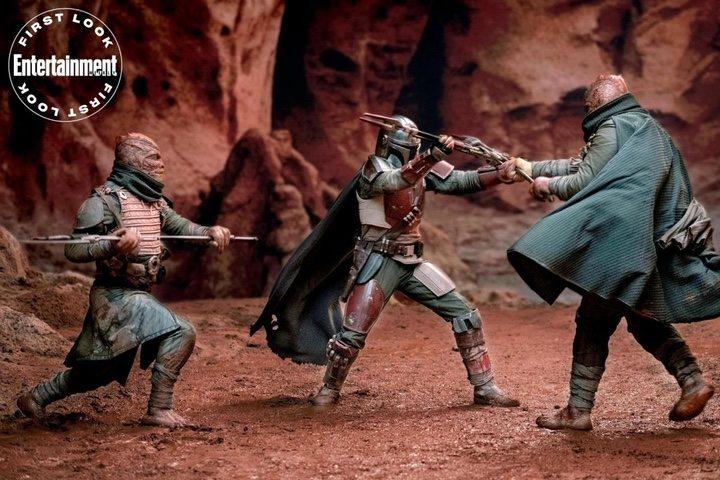 'The Mandalorian' explorará los orígenes de la Primera Orden