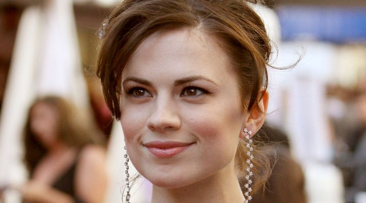 'Hayley Atwell'