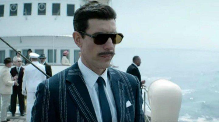 Sacha Baron en 'El Espía'