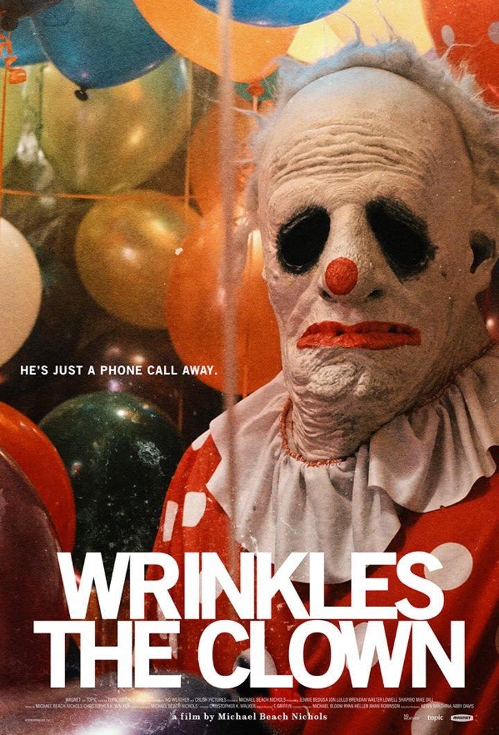 'Wrinkles the Clown'