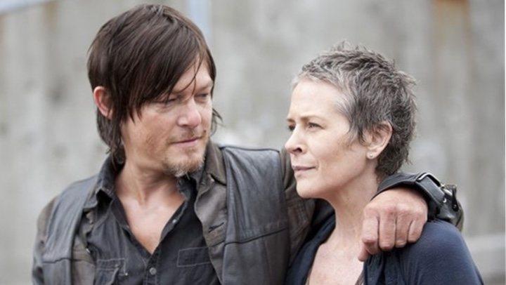 Carol y Daryl Temporada 10