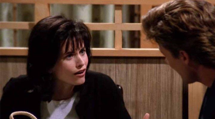 Monica en 'Friends'