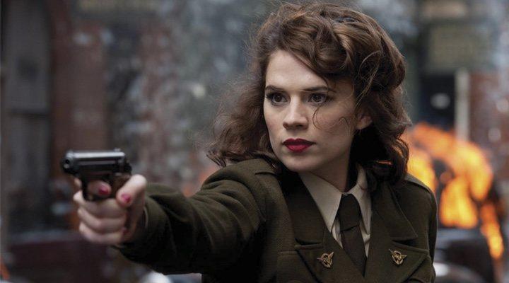 Hayley Atwell en 'Agent Carter'