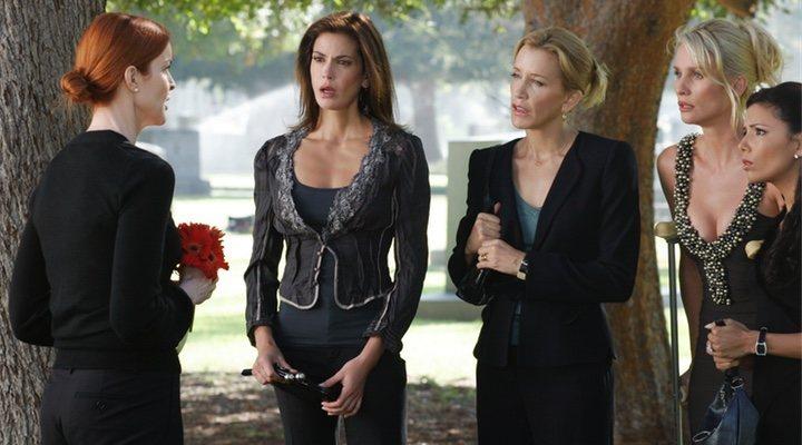 Felicity Huffman en 'Mujeres Desesperadas'