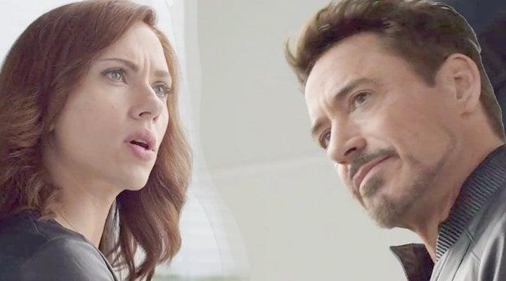 'Tony Stark'