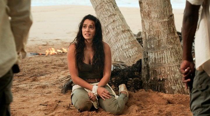 Natalie Martinez en 'The I-Land'