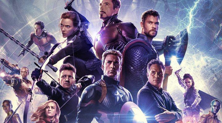 'Vengadores:Endgame'