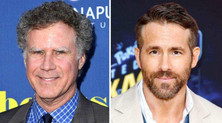 Will Ferrell y Ryan Reynolds, protagonistas de la nueva versión de 'Cuento de Navidad'