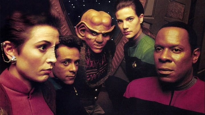 'Star Trek Deep Space 9'