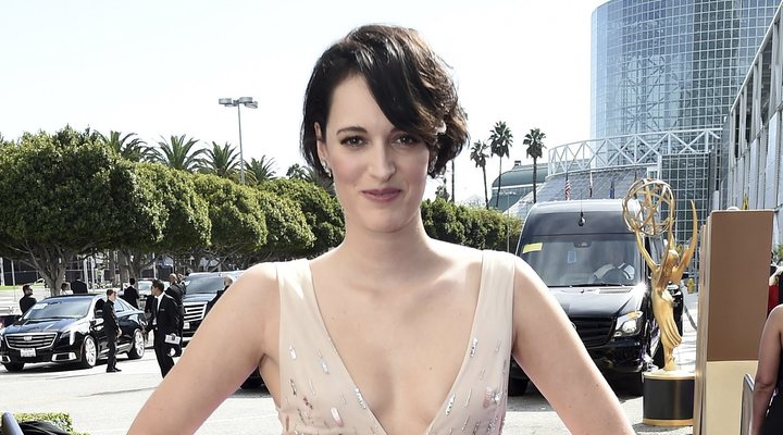Phoebe Waller-Bridge en los Emmy 2019