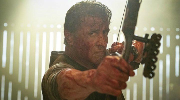 Fotograma de 'Rambo: Last Blood'
