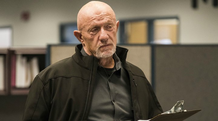 Jonathan Banks en 'Better Call Saul'