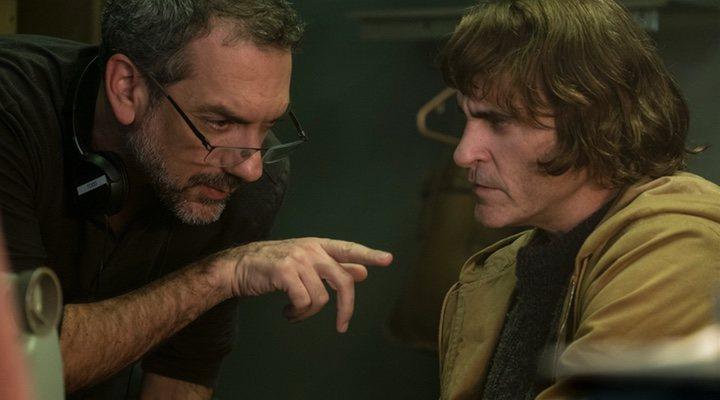 Todd Phillips y Joaquin Phoenix