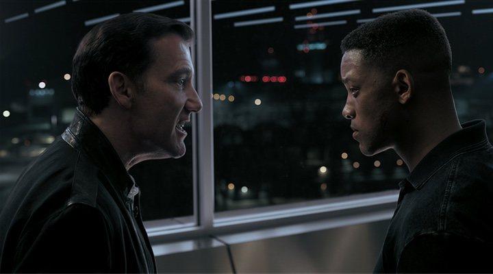 Clive Owen y Will Smith en 'Geminis'