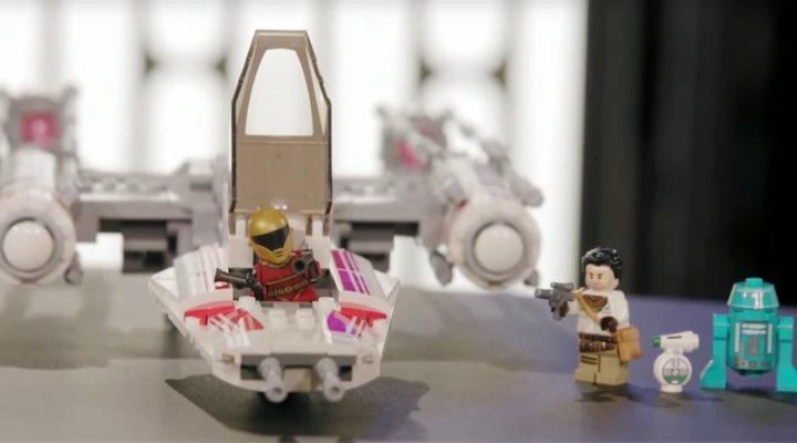Zorri en 'Star Wars: El ascenso de Skywalker'