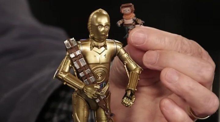 Babu Frik en 'Star Wars: El ascenso de Skywalker'