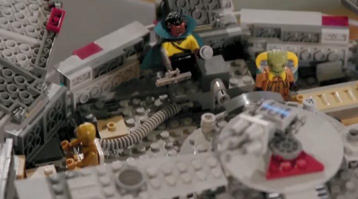 Boolio en 'Star Wars: El ascenso de Skywalker'