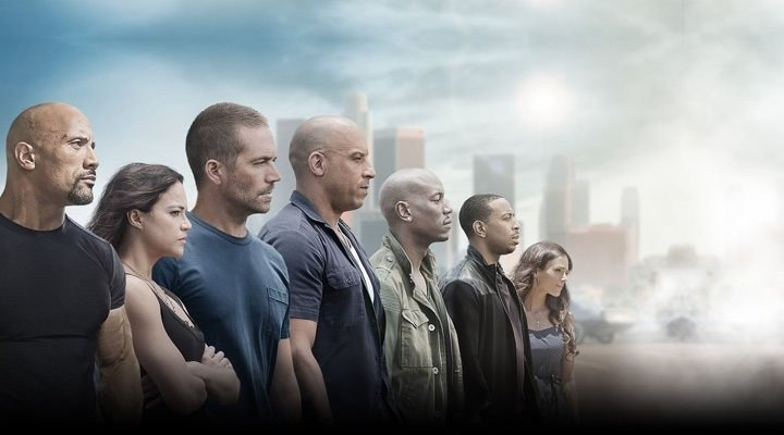 'Fast and Furious 7'