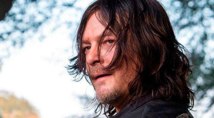 Norman Reedus (Daryl) en 'The Walking Dead'