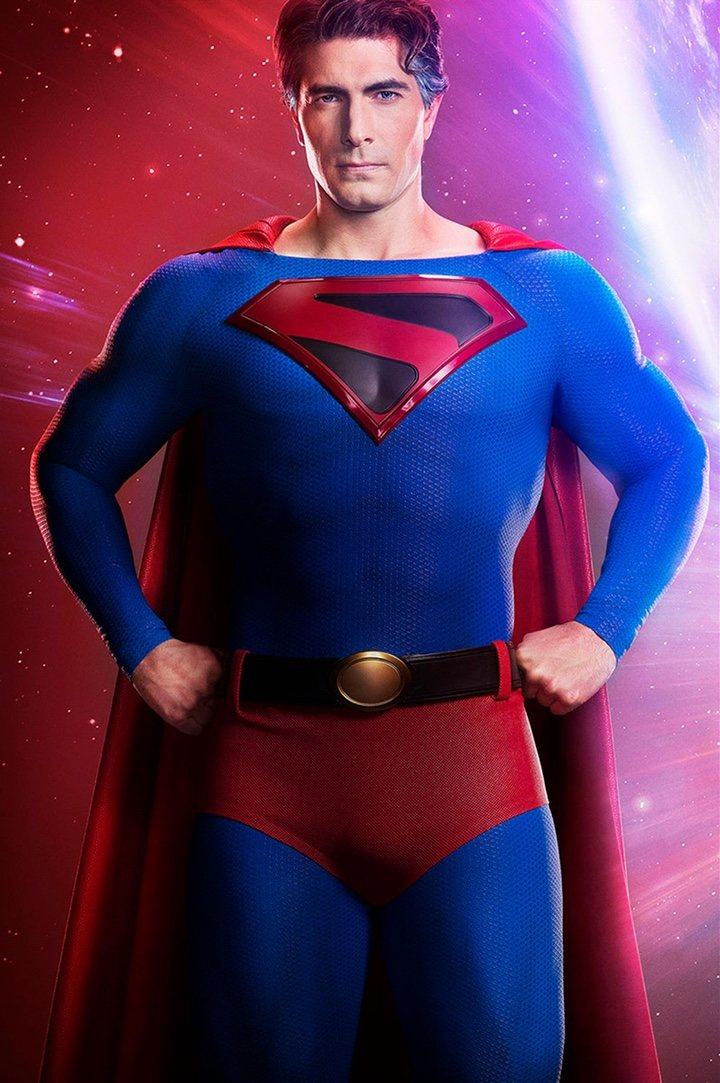 Brandon Routh como Superman