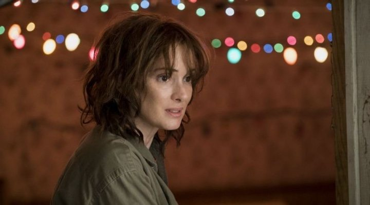 Winona Ryder in 'Stranger Things'