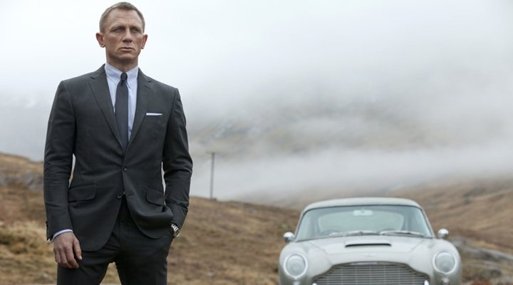 Daniel Craig va a interpretar a James Bond otra vez en 'No Time To Die'