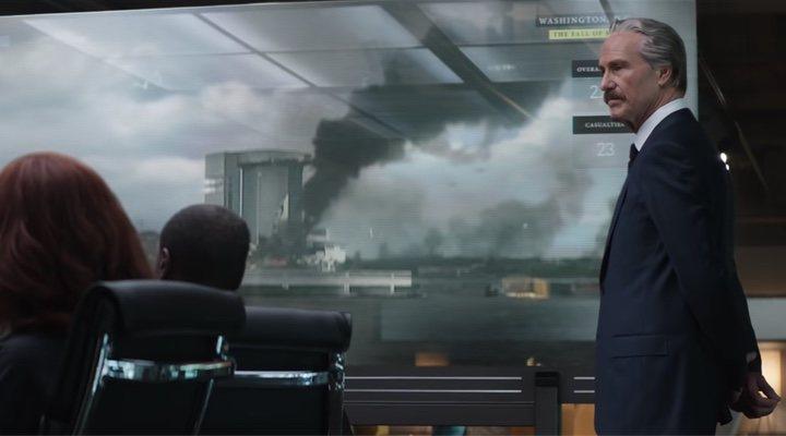 William Hurt en 'Capitan America: Civil War'